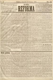 Nowa Reforma. 1901, nr43