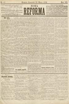 Nowa Reforma. 1901, nr67