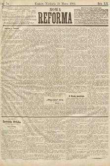 Nowa Reforma. 1901, nr70