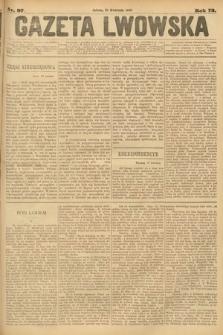 Gazeta Lwowska. 1883, nr 97