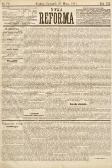 Nowa Reforma. 1901, nr72