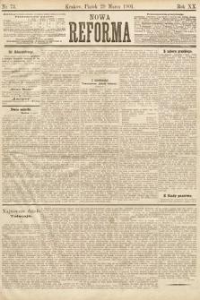 Nowa Reforma. 1901, nr73