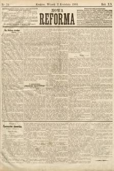 Nowa Reforma. 1901, nr76