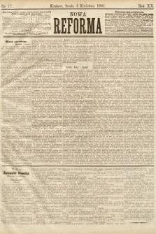 Nowa Reforma. 1901, nr77