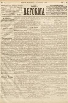 Nowa Reforma. 1901, nr78