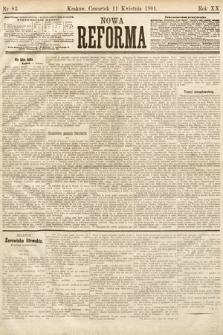 Nowa Reforma. 1901, nr83