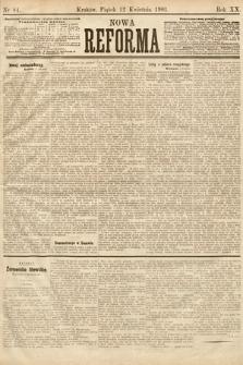 Nowa Reforma. 1901, nr84