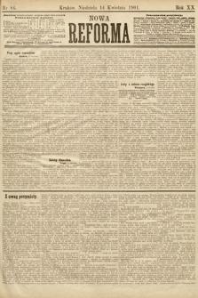 Nowa Reforma. 1901, nr86