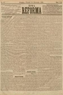 Nowa Reforma. 1901, nr87