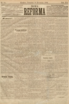 Nowa Reforma. 1901, nr89