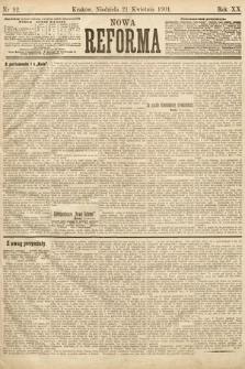 Nowa Reforma. 1901, nr92