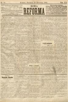 Nowa Reforma. 1901, nr98