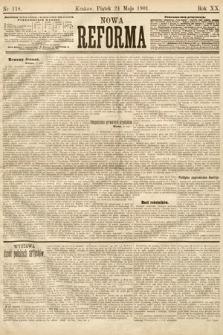 Nowa Reforma. 1901, nr118