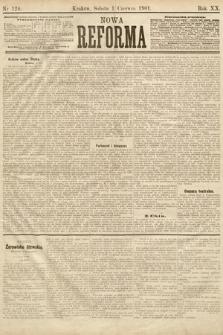 Nowa Reforma. 1901, nr124