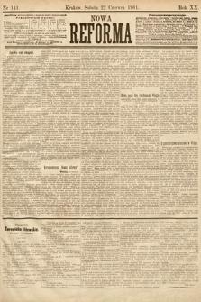 Nowa Reforma. 1901, nr141