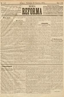Nowa Reforma. 1901, nr142