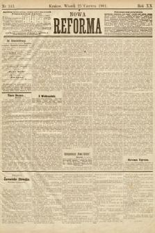 Nowa Reforma. 1901, nr143
