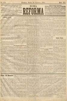 Nowa Reforma. 1901, nr144
