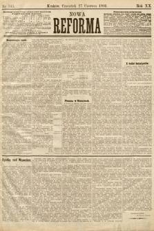 Nowa Reforma. 1901, nr145