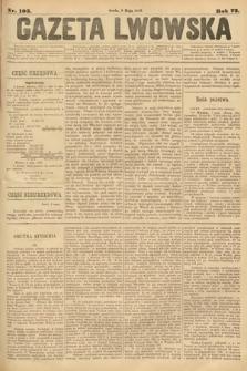 Gazeta Lwowska. 1883, nr 105