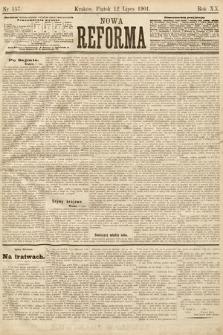 Nowa Reforma. 1901, nr157