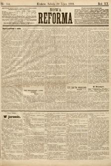 Nowa Reforma. 1901, nr164