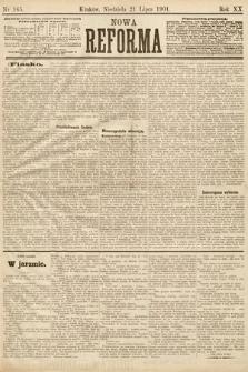 Nowa Reforma. 1901, nr165