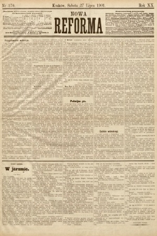Nowa Reforma. 1901, nr170