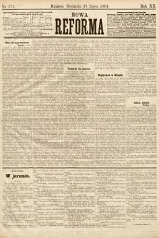 Nowa Reforma. 1901, nr171