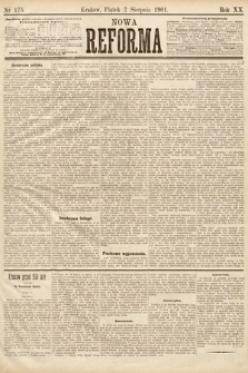 Nowa Reforma. 1901, nr175
