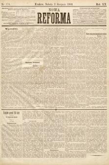 Nowa Reforma. 1901, nr176