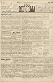 Nowa Reforma. 1901, nr178