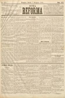 Nowa Reforma. 1901, nr179