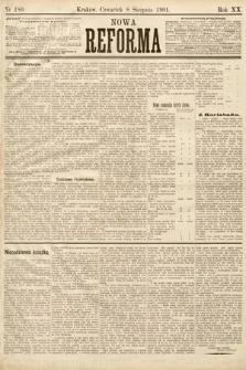 Nowa Reforma. 1901, nr180