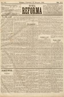 Nowa Reforma. 1901, nr191
