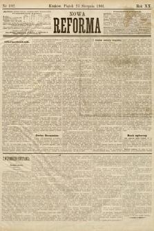 Nowa Reforma. 1901, nr192