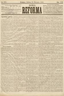 Nowa Reforma. 1901, nr193