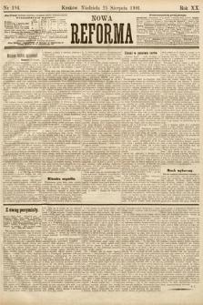 Nowa Reforma. 1901, nr194