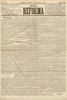 Nowa Reforma. 1901, nr195