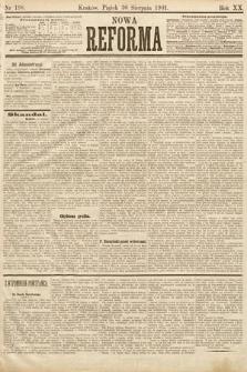 Nowa Reforma. 1901, nr198