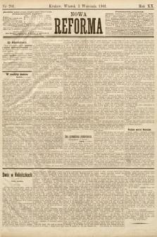 Nowa Reforma. 1901, nr201