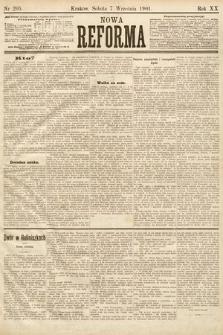Nowa Reforma. 1901, nr205