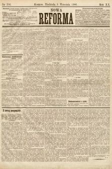 Nowa Reforma. 1901, nr206