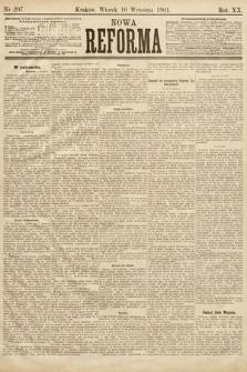 Nowa Reforma. 1901, nr207