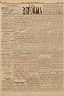 Nowa Reforma. 1901, nr208