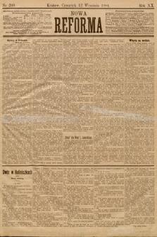 Nowa Reforma. 1901, nr209