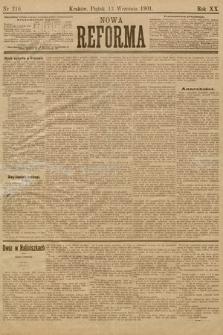Nowa Reforma. 1901, nr210