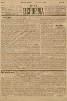 Nowa Reforma. 1901, nr211