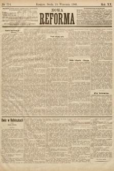 Nowa Reforma. 1901, nr214