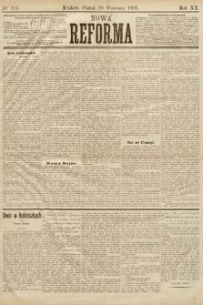 Nowa Reforma. 1901, nr216